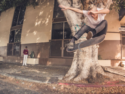 最帅女滑手Lacey Baker最新个人影片「My World」