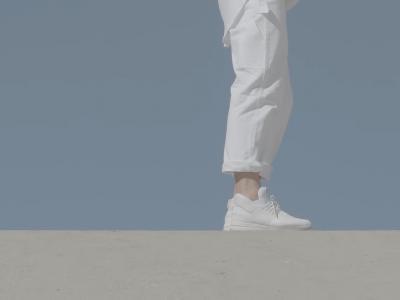 Supra:第五代Skytop-纯白无暇的广告小短片