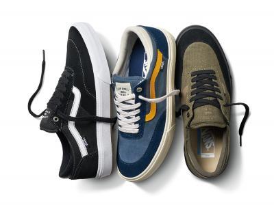 Vans|Gilbert Crockett Pro第二代-2月11号全新登场