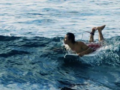 REnextop2017年第一部官方视频上线:中国冲浪冠军的亚洲之旅