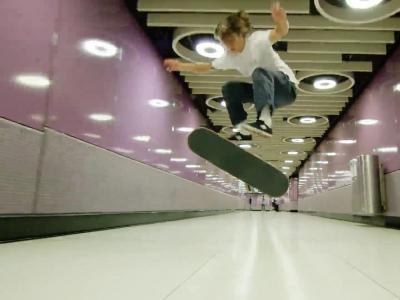 New Balance #345亚洲宣传片,延时摄影极具美感