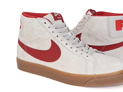 FTC X Nike SB Blazer Mid合作款即将发布!