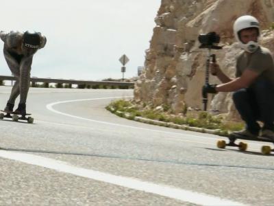 奥地利红牛:长板速降摄影师是如何炼成的!