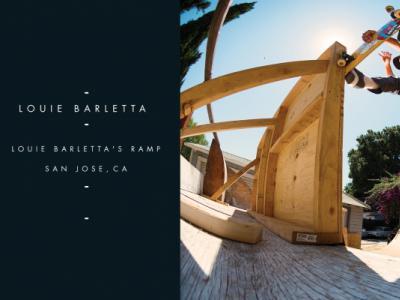Berrics 2017「In Transition」系列碗池赛事-Louie Barletta