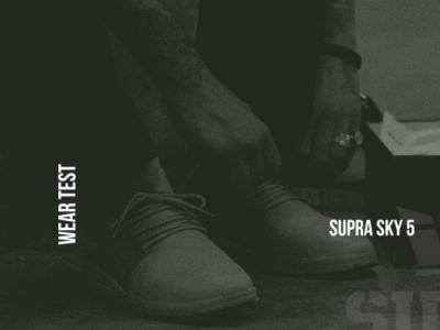 Supra Skytop第五代-Berrics板场现场测试,这真的是滑板鞋!