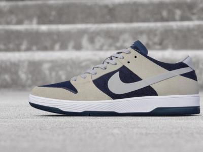 摩登与经典融合之作,Nike SB 推出全新鞋款 Zoom Dunk Elite Low