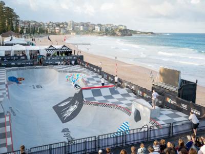 VANS 公园滑板赛首站将在悉尼打响