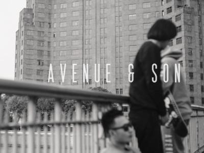 "Avenue&Son 17春夏最新系列""Sweatsuit mafia""LookBook"