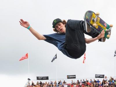 VANS 公园滑板赛悉尼首站-冠军Tom Schaar夺冠回合
