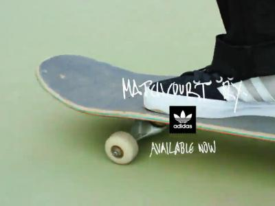 Adidas Matchcourt RX宣传片-Daewon Song设计的疯狂滑板道具