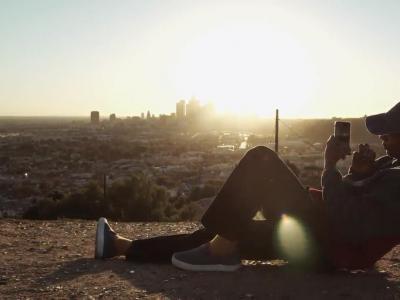 Diamond footwear记录片-从贫困家庭走出来的职业滑手Boo Johnson