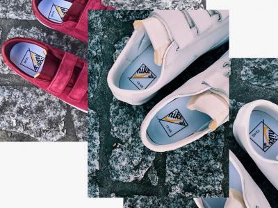 numbers x Nike SB 全新联名款魔术贴款式 Blazer Low AC