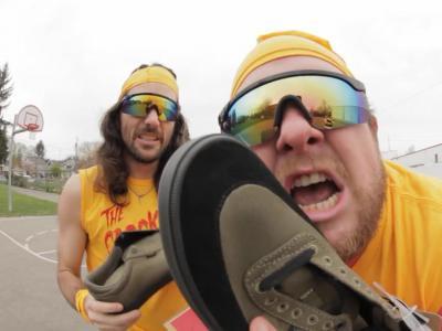 CCS滑板鞋测试:100个尖翻测试Vans Gilbert Crocket 2