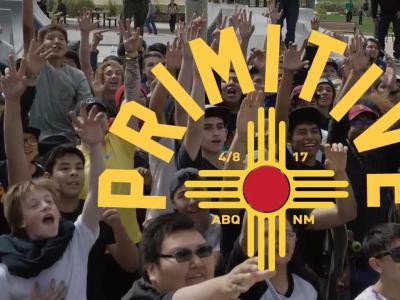 Primitive天团-墨西哥最大的城市阿尔布开克Demo
