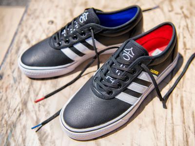 Daewon Song首个Adidas签名款adi-ease上市!