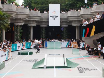 5月20日Adidas全球巡回中国上海站活动报道