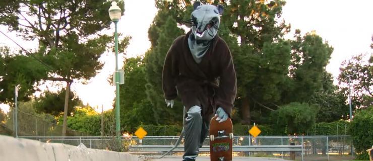 一只会滑板的大老鼠—Sk8rats忍者神龟斯普林特大师复刻板面