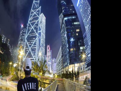 Avenue&Son滑手Dan梁演绎2017春夏系列