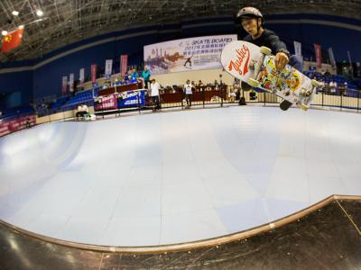 2017全国滑板锦标赛暨全运会滑板项目预选赛-碗池组选拔落幕