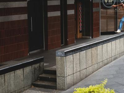 Real滑板大片「Surveillance」-Chima Ferguson生素材剪辑片段
