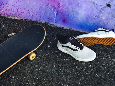 卓越减震,继续滑行!Vans发布全新UltraRange Pro职业滑板鞋