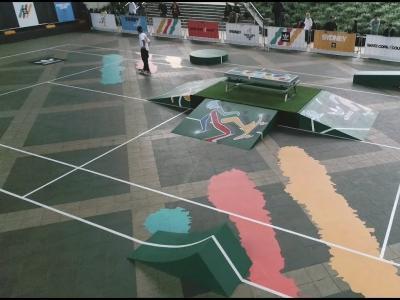 Adidas Skate Copa Court:澳大利亚悉尼滑板之旅