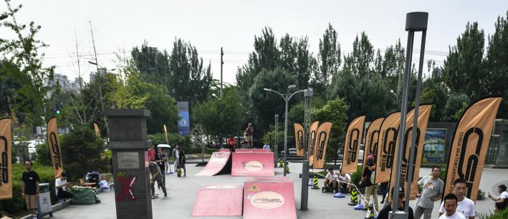 17赛季CSP全国滑板联赛-沈阳战报