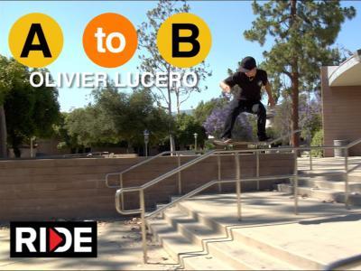 Olivier Lucero A To B:从Claremont公园到高中