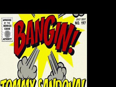 Tommy Sandoval 最新Berrics板场[Bangin!]