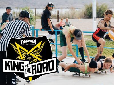 King of the Road 2016燥点回顾: Webisode 第六集