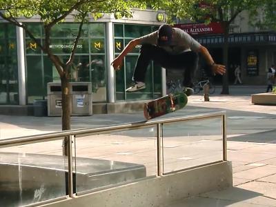 奥地利红牛:TJ Rogers回归故乡多伦多,炸裂短片「Homecoming」