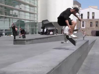 Macbalife x TWS Episode 5:感受巴塞罗那滑板天堂