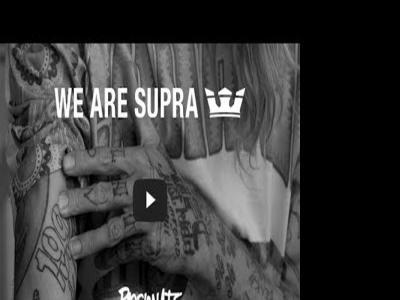 SUPRA滑手Lizard King燃爆新片:We Are Supra Passionate
