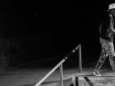 ZION WRIGHT:99年出生的滑板新势力!