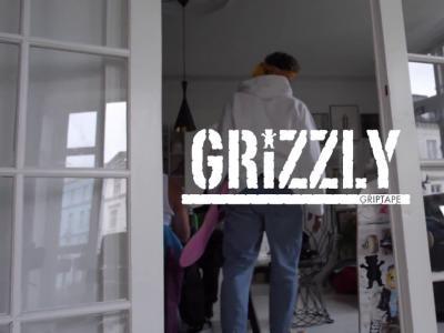 Grizzly Griptape x JHF2017秋季合作款宣传片