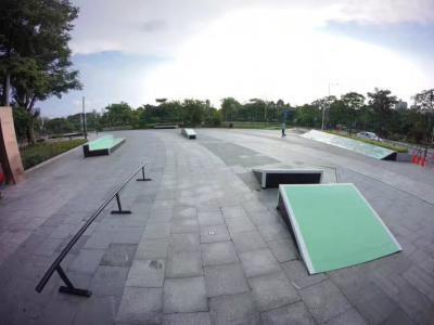 佛山滑手福利:中海环宇城 x Volcano 滑板主题公园本周五开放