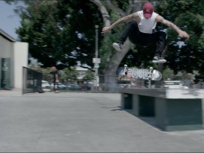 Luan Oliveira:我的滑板之路