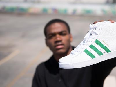 Tyshawn Jones最新Adidas签名款ADV Vulc正式发布!