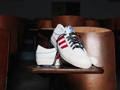 说唱歌手 A$AP FERG X Adidas Skateboarding合作款系列产品