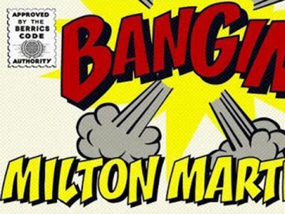 Milton Martinez最新Berrics板场「Bangin!」