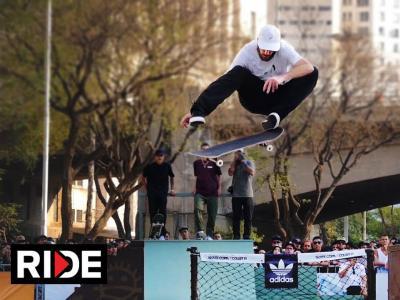 Adidas Skate Copa Court 席卷巴西