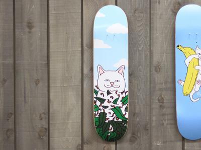 小贱猫品牌Rip N Dip新款板面发布,依旧又骚又贱!