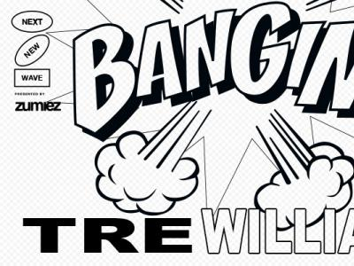 目光让人无法离开的滑手-Tre Williams作客Berrics「 BANGIN!」