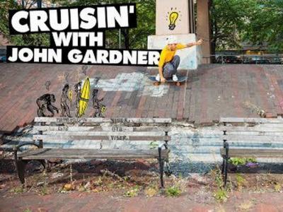 OJ超抢眼橙子配色刷街轮,John Gardner刷爆纽约城!