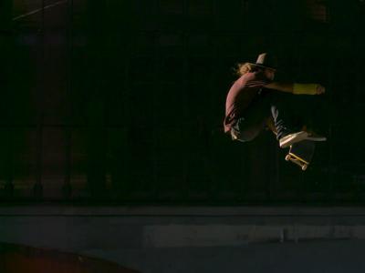 摄像大师Ty Evans最新力作,滑板大片「 THE FLAT EARTH」正式预告