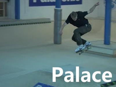 Palace队伍玩转英国滑板场,VIP影片「Mwadlands」正式公开!