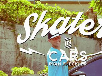 滑手车中访谈:男神Ryan Sheckler讲述自己的起伏滑板人生!