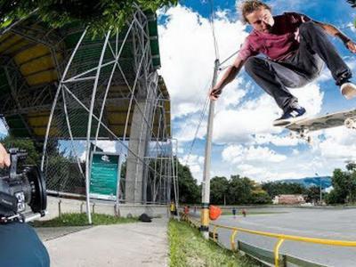 OJ Wheels滑板队:哥伦比亚奇妙滑板之旅「Hombres Malos」