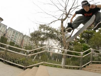 日本嘻哈风格滑手Toeda & Ryuhei全球滑板旅行影片「Tabi」发布