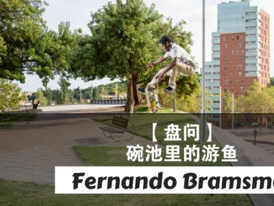 【盘问】碗池里的游鱼——Fernando Bramsmark